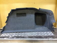 AUDI A4 B7 2004-08 SALOON BOOT TRUNK DRIVERS RIGHT LINER TRIM PANEL 8E5863888