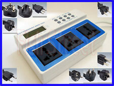 Aquarium 3680W Power Programmable Timer