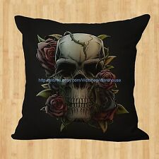Sugar Skull Day of the Dead cushion coverr pillowcases home decoration
