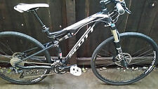 2014 Scott Spark 940 29er MTB Fox Shox Forks/Frame, Dropper Post, XT