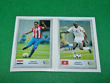 N°31 GAMARRA 141 TRABELSI PANINI FOOTBALL GERMANY 2006 MINI-STICKERS