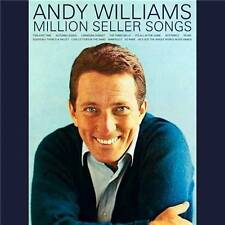 ANDY WILLIAMS - MILLION SELLER SONGS (NEW SEALED CD)