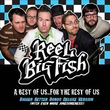 Best of Us... For the Rest of Us [3-CD Deluxe Edition] [Box] by Reel Big Fish...