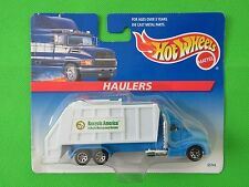 1996 Hot Wheels Haulers Refuse Truck Recycle America A Waste Management Service