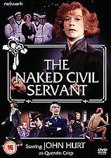 The Naked Civil Servant [1975]  [DVD], Good DVD, Frederick Treves, Shane Briant,
