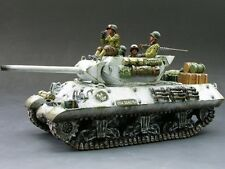 KING & COUNTRY BATTLE OF THE BULGE BBA011 U.S. TANK DESTROYER SET MIB