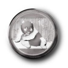 China Panda 2015 - 1 oz / Shanghai Mint - Silber | 10 Yuán