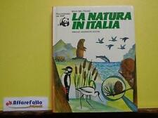ART 8.733 LIBRO LA NATURA IN ITALIA DI MAIA BELTRAME 1986