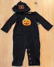 New Pottery Barn Kids HALLOWEEN PUMPKIN Baby Costume 6-12 Months