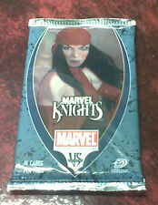 DC VS SYSTEM MARVEL Knights elektra trading game cards booster pack