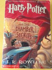 Harry Potter And The Chamber Of Secrets Book 2 Softcover. JK Rowling. Good Cond.
