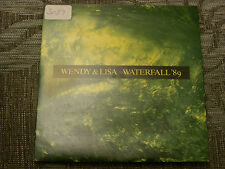 "Wendy & Lisa:  Waterfall '89      7""  MINT UNPLAYED VINYL"