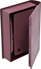 Hard Cover Book Case for New Nintendo 3DS XL, 3DS XL and DSi XL