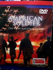 American Soldier The Army National Guard (DVD) WORLDWIDE SHIP AVAIL!