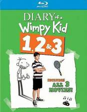 Diary of a Wimpy Kid Triple Feature (Blu-ray Disc, 2014, 3-Disc Set)