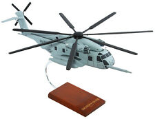 US Marines Sikorsky CH-53E Super Sea Stallion Desk Top Helicopter 1/48 ES Model