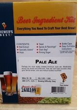 Brewers Best Pale Ale, 1 Gallon Ingredient Kit  Beer Making Brewing