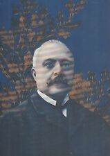 K1036 Antonio Salandra - Portrait - Ritratto - Stampa d'epoca - 1916 Old print