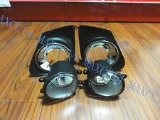 Set FOG Driving LIGHTS LIGHT LAMPS cover GRILLES For TOYOTA COROLLA 2011-2012