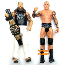 2x WWE Bray Wyatt Family & Randy Orton w/ Belt Wrestling Action Figure Kid Toys
