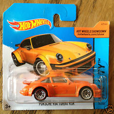 Hot wheels porsche 934 turbo rsr-orange