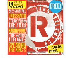 (GR700) Rocksound 100% 178, 14 tracks various artists - 2013 CD
