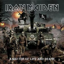 Iron Maiden A Matter Of Life And Death CD NEW SEALED 2006