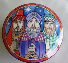 Mikasa Ceramic Trinket Box Christmas The Three Wise Men
