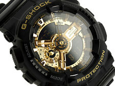 Casio G-Shock Men's Watch GA110GB-1A Warranty Express Post