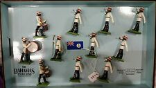 Britains 5187 Toy Soldiers The Bahamas Police Band 1987 limited edition numbered