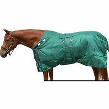 HORSE TURN-OUT BLANKET - Clean in Bag - StormShield® (Schneider's) - Green