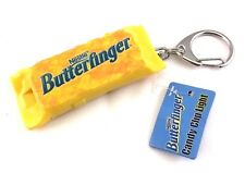 American Candy 3D LED Light Torch Keychain - Mini Flashlight Butterfinger Bar