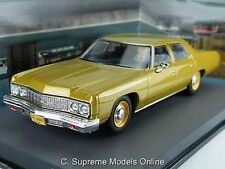 JAMES BOND CHEVROLET BEL AIR LIVE & LET DIE MODEL CAR 1/43 SCALE ISSUE K8967Q~#~