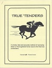 True 'Tenders Thoroughbred Horse Race Handicapping System
