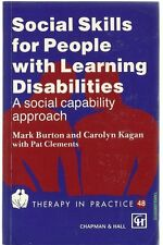Therapy in Practice: 48 Social Skills for People with Learning Disabilities pb