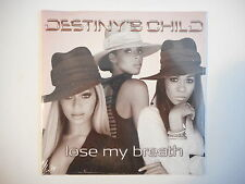 DESTINY'S CHILD : LOSE MY BREATH [ CD SINGLE NEUF PORT GRATUIT ]