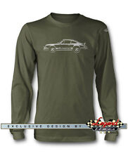 Porsche 911 Carrera RS 1973 Long Sleeves T-Shirt - Multiple Colors and Sizes