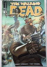 WALKING DEAD #1 Madison Wizard World Comic Con Exclusive Variant Cover Liefeld
