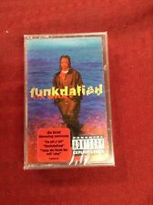"NEW SEALED ""Da Brat"" Funkdafied  Cassette Tapes  (G)"