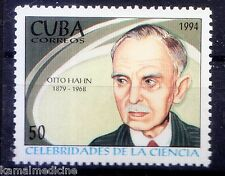 Otto Hahn, Nobel Chemistry, Pioneer in fields of Radioactivity, MNH   - N05