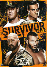 WWE: Survivor Series 2013 (DVD, 2013)