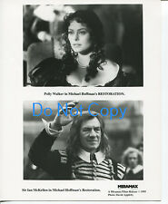 Polly Walker Ian McKellen Restoration Original Glossy Still Movie Press Photo