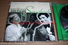 Definitive American Songbook NM CD Songs That Stopped the Show Johnny Mathis etc