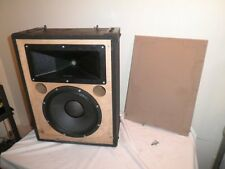 "Vintage Altec Lansing 9872-8A Loudspeaker Speaker, 12"" with Mantaray Horn, NR"