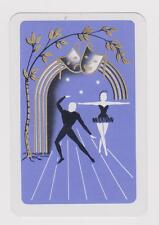 BALLET GREEK TRAGEDY? X 1  ONLY SINGLE VINTAGE PLAYING/SWAPCARD....