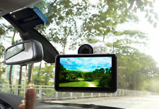 """7"""" Car GPS Navigation Android WIFI FM Bluetooth Car DVR Recorder Dashcam PLA"""