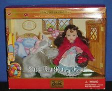 Barbie Collectibles: Little Red Riding Hood - NEW (LdR)