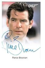 James Bond Archives 2014 - FULL BLEED Autograph - Pierce Brosnan