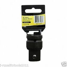"1/2"" TO 3/4 INCH DR DRIVE BLACK IMPACT SOCKET ADAPTER REDUCER TOOL ADAPTOR"