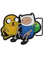 Adventure Time Finn & Jack Cartoon Network Official Legendary Belt Buckle. RARE!
